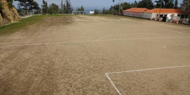 Ερώτηση για την τύχη των έργων αναβάθμισης των αθλητικών υποδομών της Ικαρίας
